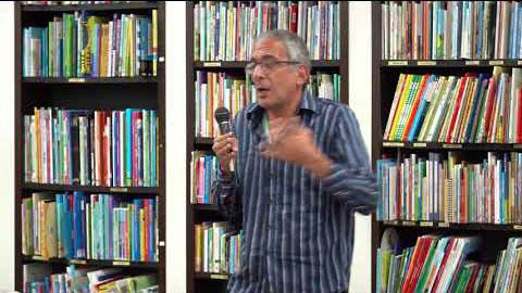 """עודד וולקשטיין על הספר """"למקרה שלא אהיה בסביבה"""" מאת שמחה יעל פזואלו"""